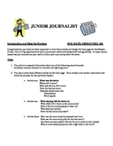 Junior Journalist Weather Project