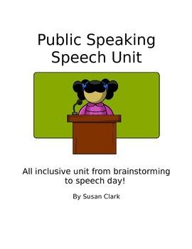 Junior Level Speech Unit