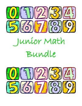 Junior Math Bundle