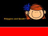 Junior Math - Polygons and Quadrilaterals (Regular and Irregular)