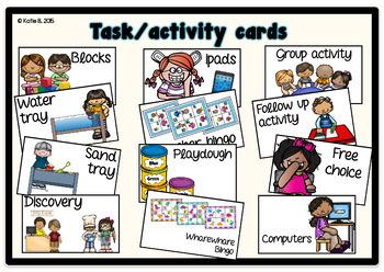 Junior Math Task Cards for Downunder