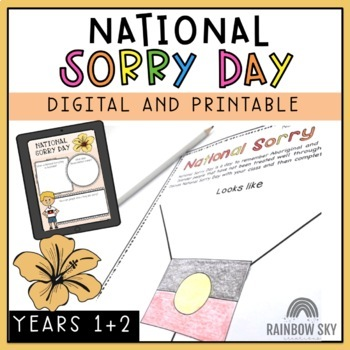 Junior National Sorry Day Pack - Reconciliation Pack
