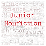 Junior Nonfiction Library Sign