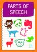 Parts of Speech Poster Set (Junior Version)