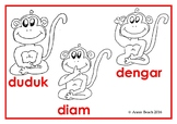 Junior Primary Indonesian Expectations