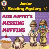 Junior Reading Comprehension Mystery Activity - Worksheets & Digital Game Pack