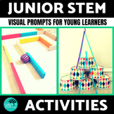 STEM Activities Pre K, Kinder and SPED