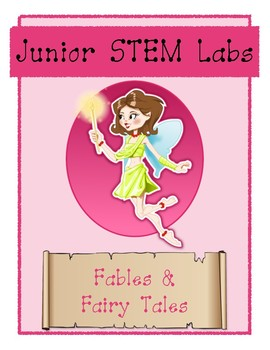 Junior STEM Labs - Fairy Tales & Fables Set