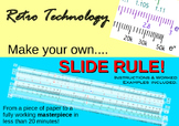 Junior Slide Rule