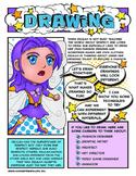 Girl Scout Junior Superhero Drawing Badge Download