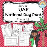 Junior UAE National Day Pack - Grade 1 - 2