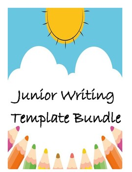 Junior Writing Bundle