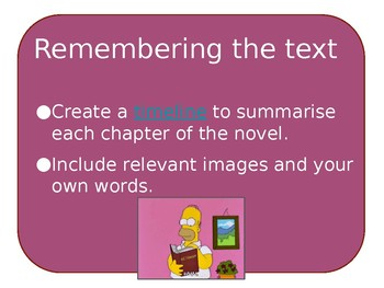 Junior Written Text Revision