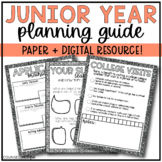 Junior Year Planning Guide