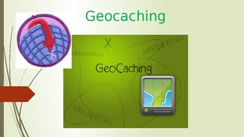 Junior girl scout geocaching badge powerpoint
