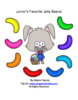 Junior's Favorite Jelly Beans Level 2