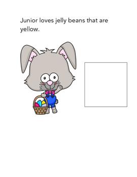 Junior's Favorite Jelly Beans Level 3
