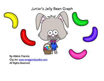 Junior's Jelly Bean Graph