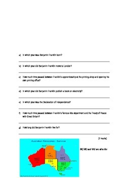 Junior/Modified Mathematics TIME Written Test