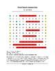 Junipero Serra Word Search (Grades 3-5)
