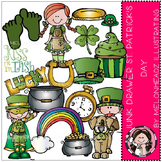 Junk Drawer clip art - St. Patrick's Day- by Melonheadz