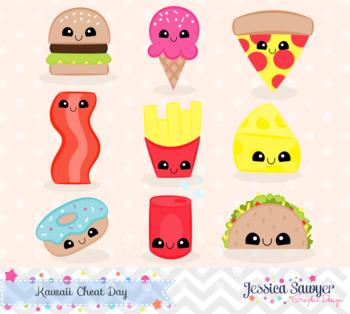 Junk Food Clipart and Vectors