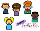 JunkShun Kids Clipart Sampler