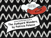 Junkyard Wonders Close Reading Book Study