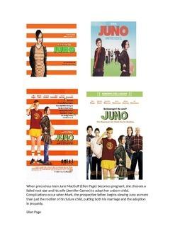 Juno Film study guide