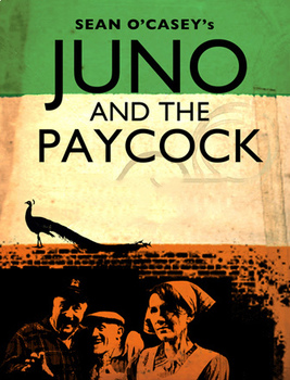 Juno and the Paycock - Plot Summary in Cloze Test Format