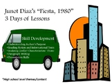 "Junot Diaz's ""Fiesta, 1980"" (from Drown):3 Days of CCSS-Al"