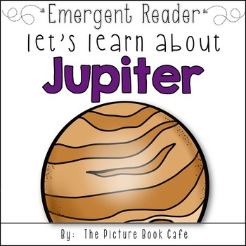 Jupiter Emergent Reader