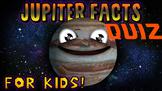 Jupiter Fact Quiz!