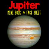 Jupiter Mini Book & Fact Sheet