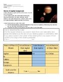 Jupiter Moon Student Guide
