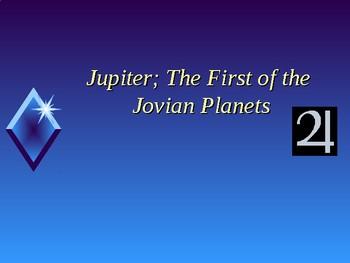 Jupiter Powerpoint Presentation