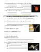 Jupiter & Saturn (Space & Planets Webquest / Internet Assignment)