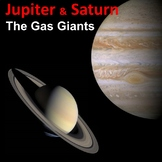 Jupiter & Saturn: The Gas Giants