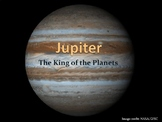 Jupiter: The King of the Planets