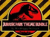 Jurassic Park Dinosaur Classroom Theme Bundle
