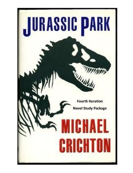 Jurassic Park - Fourth Iteration - Novel Study