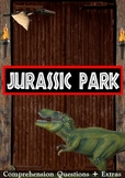 Jurassic Park Movie Guide + Activities - Answer Key Inc.