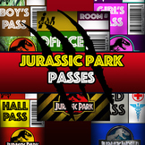 Jurassic Park Passes Bundle