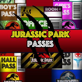 Jurassic Park Passes Bundle