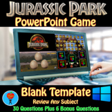Jurassic Park PowerPoint Game