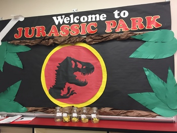 Jurassic Park: Set the Stage to Engage