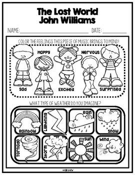 Jurassic Park, The Lost World, John Williams, February, Winter