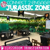 Jurassic Zone Classroom Transformation