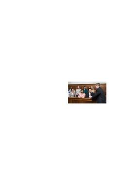 Jury Duty Vocabulary Wordsearch or Crossword Activity