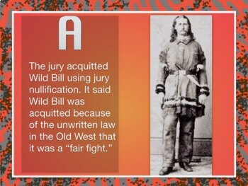 Jury Nullification ~ Criminal Law ~ Presentation ~ Flash Cards ~ Test